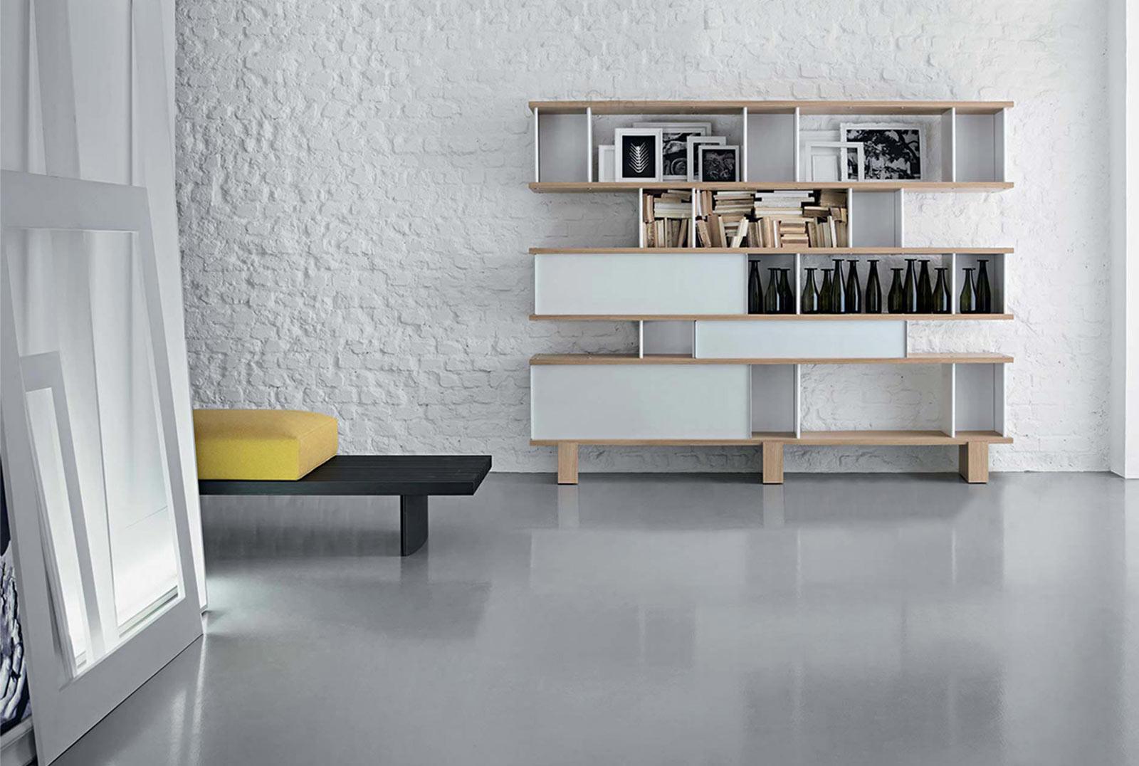 Pr sentation meubles design mobilier et luminaires for Design suisse meuble