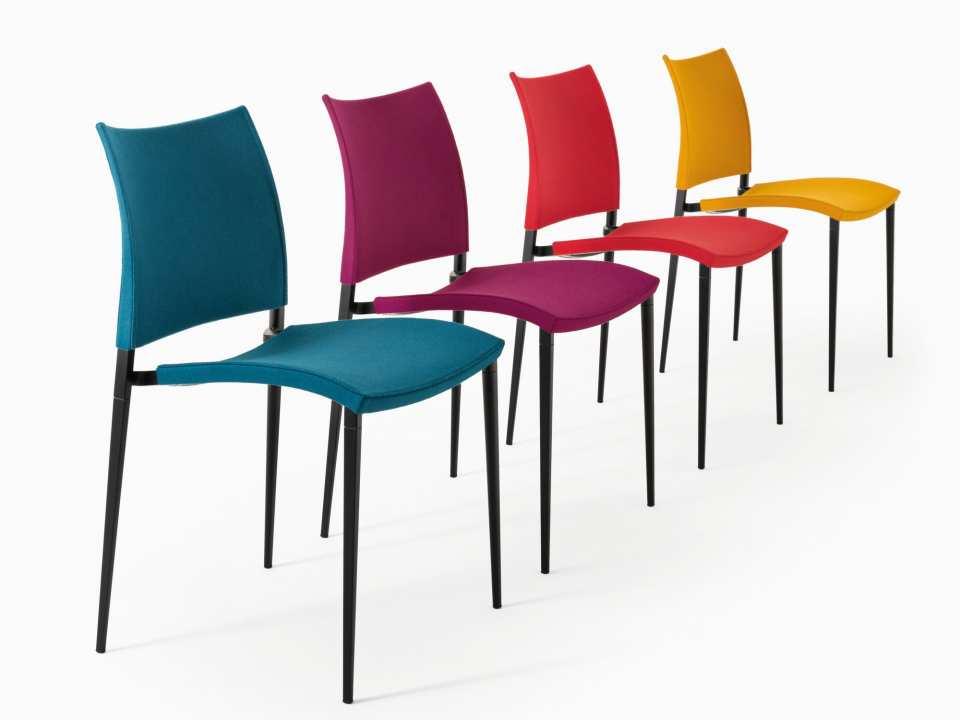 Tables et chaises meubles design mobilier et luminaires del mont porren - Chaise design suisse ...
